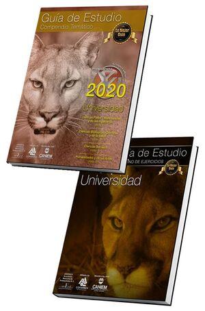 PAQ. GUÍA PARA INGRESO A UNIVERSIDAD 2021