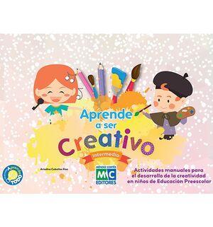 APRENDE A SER CREATIVO INTERMEDIO PACK