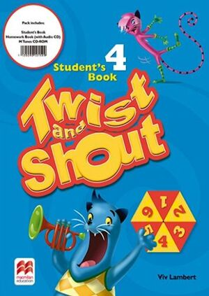 TWIST AND SHOUT 4 PACK