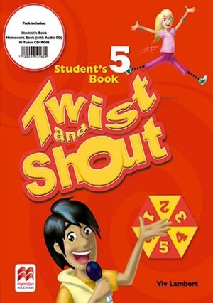 TWIST AND SHOUT 5 PACK