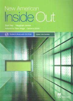 NEW AMERICAN INSIDE OUT UPPER INTERMEDIATE STUDENT BOOK (INCLUYE CD)