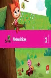 MATEMÁTICAS 1 SAVIA PREESCOLAR