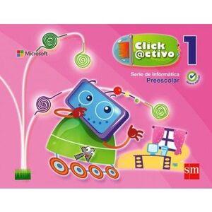 CLICK ACTIVO 1 PREESCOLAR