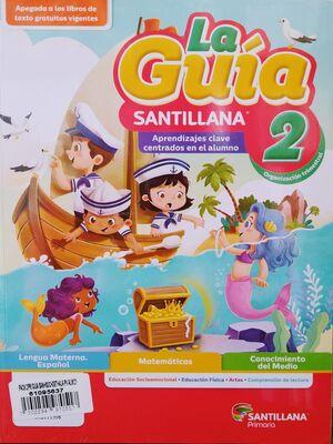 PACK 2 GUÍA SANTILLANA+SOCIOEMOCIONAL+DETECTIVES+ALAS PAPEL