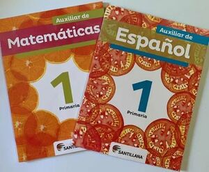 PACK AUXILIAR DE ESPAÑOL Y MATEMÁTICAS 1