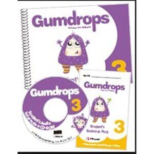 GUMDROPS 3 STUDENTS BOOK + RESOURCE PACK