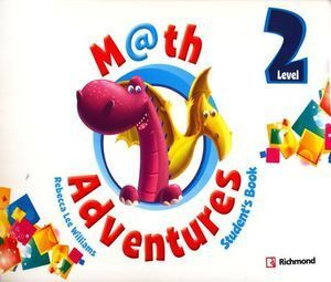 PACK MATH ADVENTURES 2 (SB+RESOURCE+SRCD)