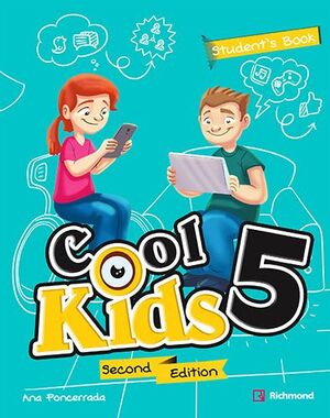 PACK COOL KIDS 5