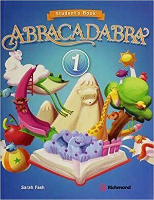 ABRACADABRA 1 PACK  STUDENTS + CD + ACTIVITY BOOK