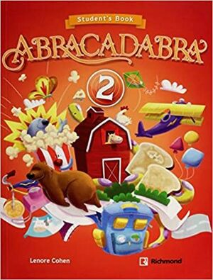 ABRACADABRA 2 PACK  STUDENTS + CD + ACTIVITY BOOK