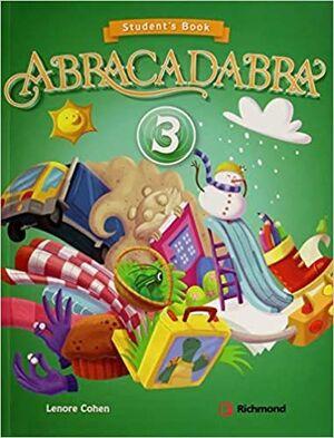 ABRACADABRA 3 PACK  STUDENTS + CD + ACTIVITY BOOK