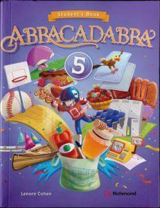 ABRACADABRA 5 PACK  STUDENTS + CD + ACTIVITY BOOK