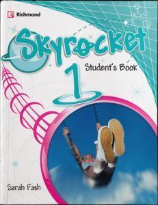 PACK SKYROCKET 1 (STUDENTS BOOK + PRACTICE TEST)