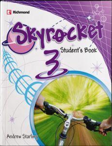 PACK SKYROCKET 3 (STUDENTS BOOK + PRACTICE TEST)