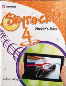 PACK SKYROCKET 4 (STUDENTS BOOK + PRACTICE TEST)