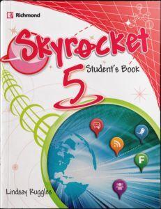PACK SKYROCKET 5 (STUDENTS BOOK + PRACTICE TEST)