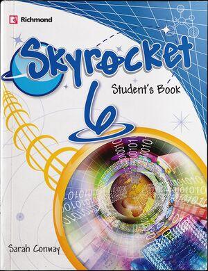 PACK SKYROCKET 6 (STUDENTS BOOK + PRACTICE TEST)
