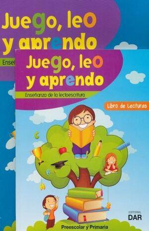 JUEGO LEO Y APRENDO