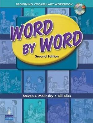 WORD BY WORD PICTURE DICTIONARY BEGINNING WORKBOOK