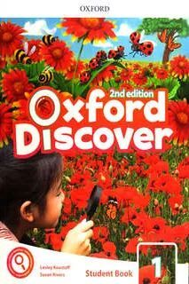 OXFORD DISCOVER 1 STUDENTS BOOK WITH APP PACK