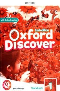 OXFORD DISCOVER 1 WORKBOOK WITH ON LINE PRACTICE PACK