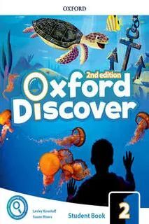 OXFORD DISCOVER 2 STUDENTS BOOK WITH APP PACK