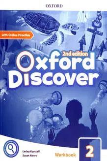 OXFORD DISCOVER 2 WORKBOOK WITH ON LINE PRACTICE PACK