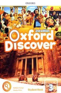 OXFORD DISCOVER 3 STUDENTS BOOK WITH APP PACK