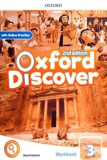 OXFORD DISCOVER 3 WORKBOOK WITH ON LINE PRACTICE PACK