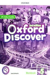 OXFORD DISCOVER 5 WORKBOOK WITH ON LINE PRACTICE PACK