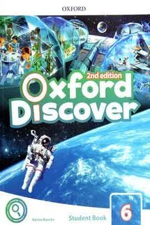 OXFORD DISCOVER 6 STUDENTS BOOK WITH APP PACK