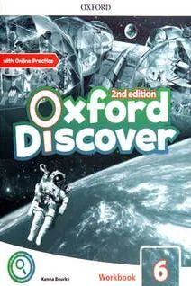 OXFORD DISCOVER 6 WORKBOOK WITH ON LINE PRACTICE PACK