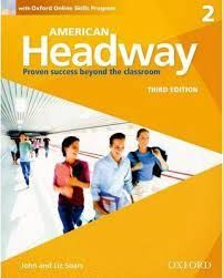 AMERICAN HEADWAY 2 STUDENT BOOK