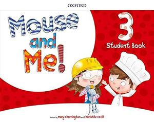 MOUSE AND ME PLUS 3 STUDENT BOOK