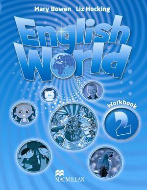 ENGLISH WORLD 2 AB