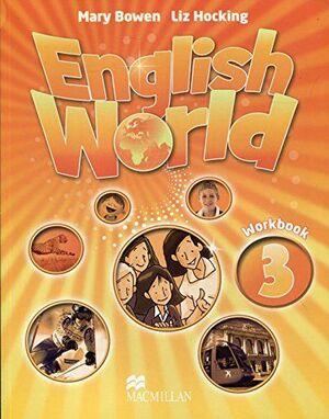 ENGLISH WORLD 3 AB