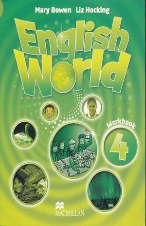 ENGLISH WORLD 4 AB