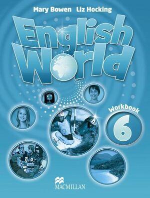 ENGLISH WORLD 6 AB
