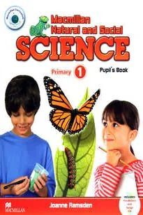 NATURAL AND SOCIAL SCIENCE 1 PUPILS BOOK PACK