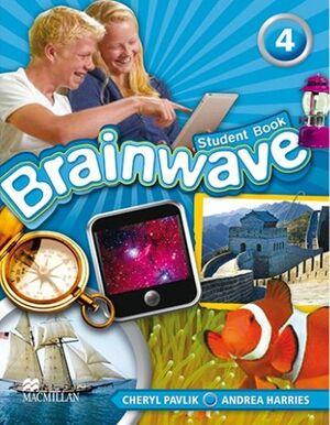BRAINWAVE 4 STUDENT BOOK