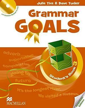 GRAMMAR GOALS 3 PUPILS BOOK