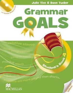 GRAMMAR GOALS 4 PUPILS BOOK