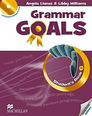 GRAMMAR GOALS 6 PUPILS BOOK