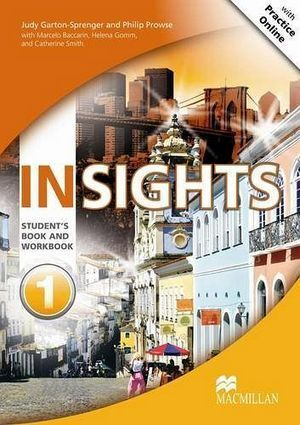 INSIGHTS 1 STUDENT BOOK AND WORKBOOK
