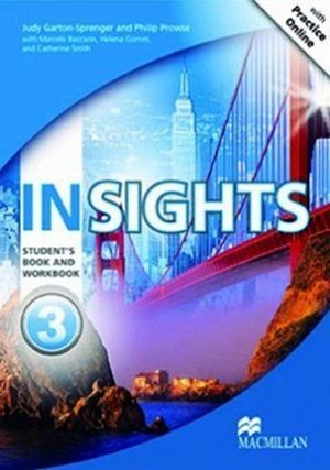 INSIGHTS 3 STUDENT BOOK AND WORKBOOK