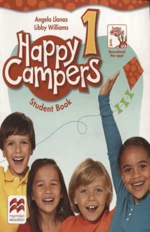 HAPPY CAMPERS 1. STUDENT S BOOK / LANGUAGE LODGE
