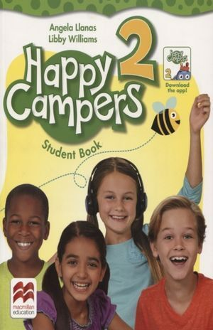 HAPPY CAMPERS 2. STUDENT S BOOK / LANGUAGE LODGE