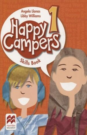HAPPY CAMPERS 1. SKILL BOOK