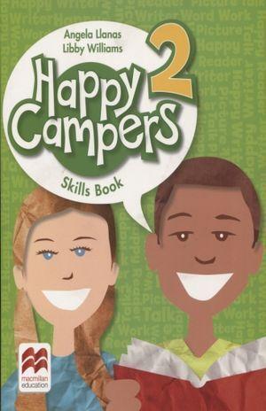 HAPPY CAMPERS 2. SKILLS BOOK