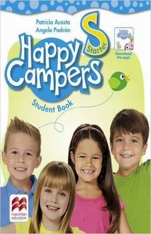 HAPPY CAMPERS STARTER. STUDENT S BOOK / LANGUAGE LODGE